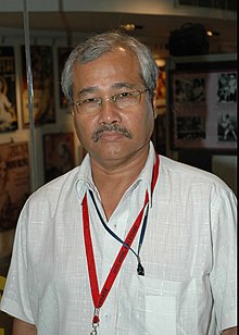 A Portrait of the Jury Member of 37th International Film Festival of India (IFFI-2006) (Asian – African – Latin American Competition) Jahnu Barua, (Director from Assam, India).jpg
