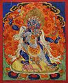 A Terrifying Deity in Yab-Yum LACMA M.74.139.8.jpg