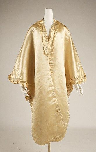 Pelerine - Image: A silk pelerine, 1815