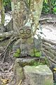 A statue at Shrine and Sacred Grove Of Osun 12.jpg