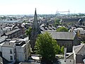 A view from the top of Park Square Multi-Storey Car Park (2) - geograph.org.uk - 1350194.jpg