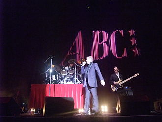 ABC (band) - ABC performing live, 2008