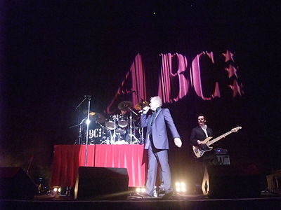 Picture of a band or musician: Abc