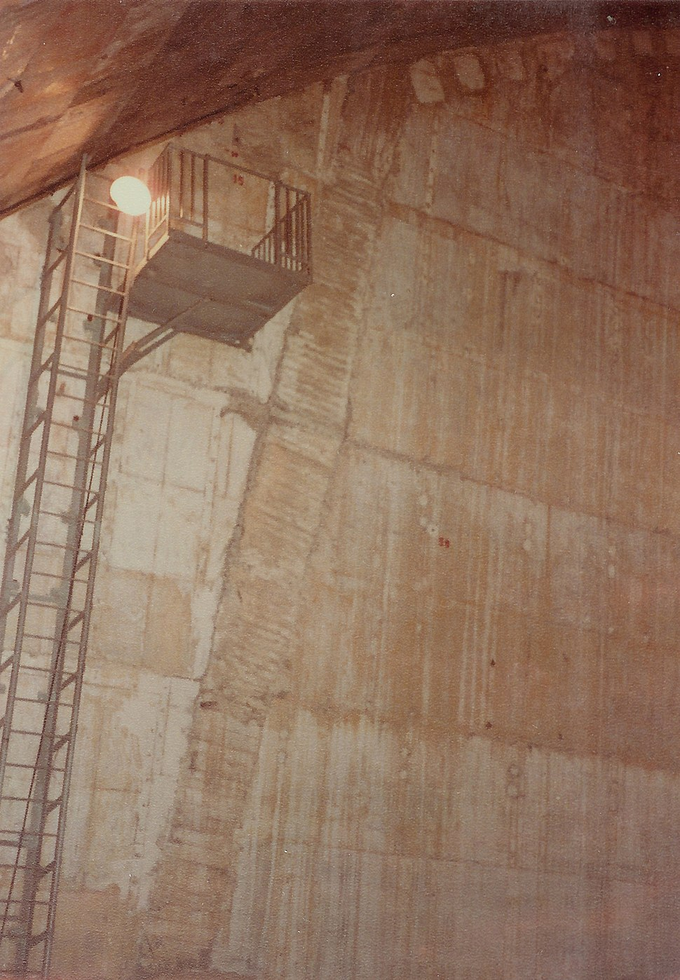 Abu Simbel Inside Artificial Hill
