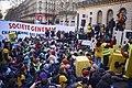 Action de nettoyage géant à la Société générale de Paris le 14 décembre 2018 - vue d'ensemble.jpg
