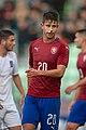 Adam Hložek, U21 CZE-GRE 2019-10-10 (4).jpg