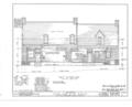 Adam Van Alen House, Kinderhook Creek Vicinity, Kinderhook, Columbia County, NY HABS NY,11-KINHO,1- (sheet 4 of 9).png