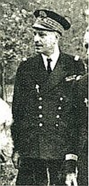 Émile Muselier - The Admiral in 1941