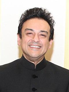 Adnan Sami Indian musician