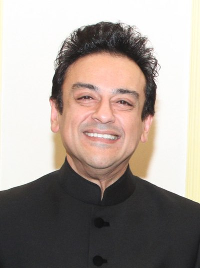 Picture of a band or musician: Adnan Sami