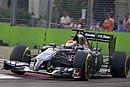 Sauber C33 (Driver: Sutil)