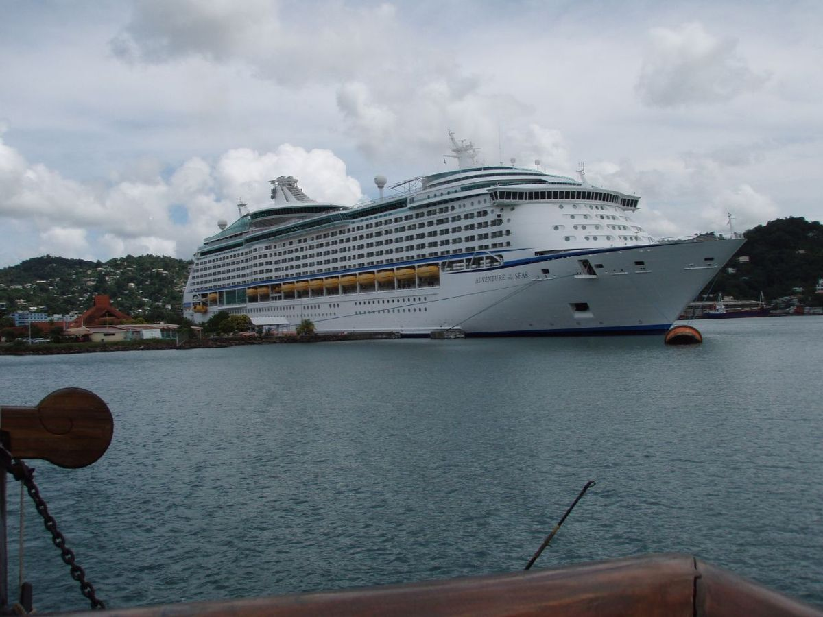Adventure Of The Seas Wikip 233 Dia