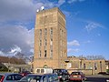 Aerial tower at Princess of Wales Hospital, Ely - geograph.org.uk - 284096.jpg