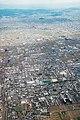 Aerial view of Tenri, Nara 2019-04-12.jpg