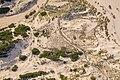 Aerial view of the walkway through the sand dunes in Cala Mesquida, Mallorca (47992278596).jpg