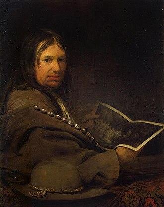 Aert de Gelder - Aert de Gelder - Self-Portrait