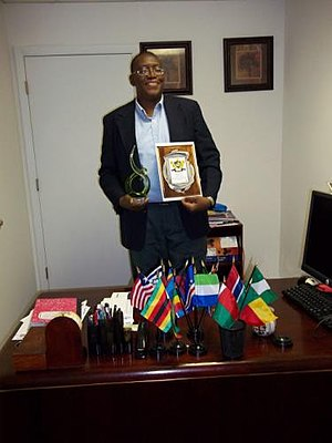 African Achievers Award for Sylvester Renner.jpg