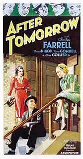 <i>After Tomorrow</i> 1932 film by Frank Borzage