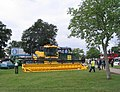 Agricultural equipment on display - geograph.org.uk - 1396595.jpg