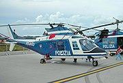 Agusta A109 of Italian police