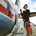 Air Hostess Uniform 1959 Winter 001 (9623434549).jpg