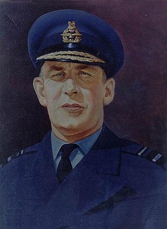 Richard Atcherley - Air Vice Marshal R L Atcherley