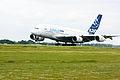 Airbus A380 F-WWDD at ILA 2010 12.jpg