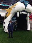 Airman, Jaguars take American football to UK's capital 131027-F-AZ123-001.jpg