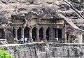 Ajanta Cave 1 outside view.jpg