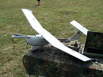 Miniature UAV - An EMT Aladin of the German Army