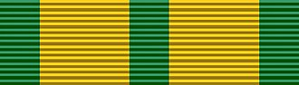 Awards and decorations of the National Guard - Image: Alaska National Guard Legion of Merit Ribbon