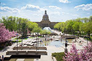 Alberta Legislature Building