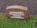 Aleksander Arderi haud 2010-08-25.jpg