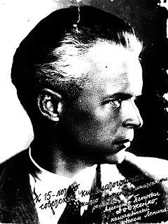 Alexander Dovzhenko Soviet filmmaker