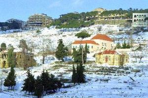 Aley - Aley in the winter.