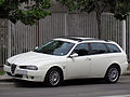 Alfa Romeo 156 2.0 Selespeed Sportwagon 2006 (15550732863).jpg