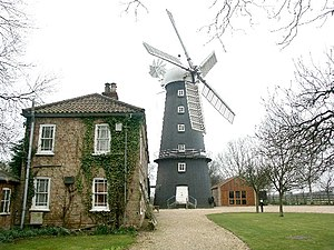 Alford, Lincolnshire - Windmill