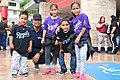 Alfredo Escalera and kids during a Charity Events.jpg