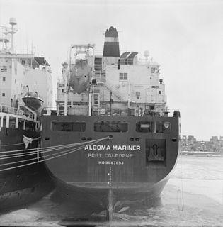 MV <i>Algoma Mariner</i>