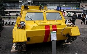 All-terrain vehicle GAZ-34039 -4.jpg
