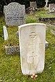 All Saints' Church, Patcham, grave of KW Boyd Perkins, pilot.jpg