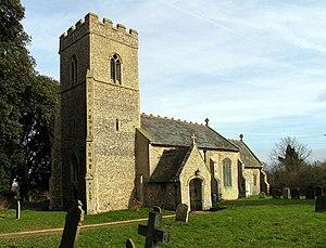 Bale, Norfolk - Image: All Saints, Bale, Norfolk
