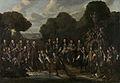Allegorie op de bloei van de Nederlandse visserij na de Tweede Engelse Zeeoorlog (1665-67) Rijksmuseum SK-A-3829.jpeg