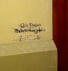 Altar Sankt Johannes der Täufer in Freins gezeichnet Alois Kostner.JPG