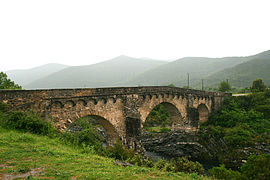Old Genovese bridge