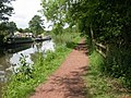 Alvechurch, towpath - geograph.org.uk - 1345793.jpg