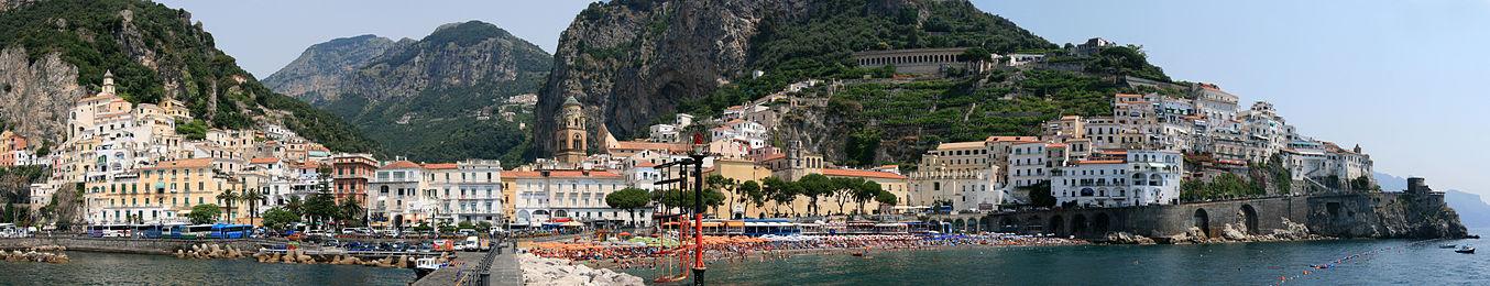 Amalfi - Wikipedia