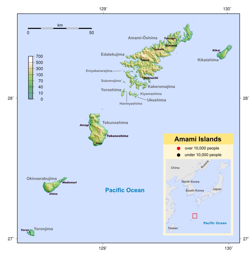 Amami Islands-en