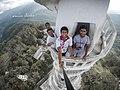 Ambuluwawa tower with friends.jpg