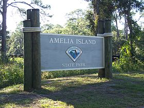 Image illustrative de l'article Parc d'État d'Amelia Island